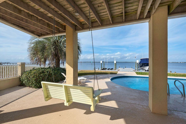 Pensacola Beach Sound Side Houses 020