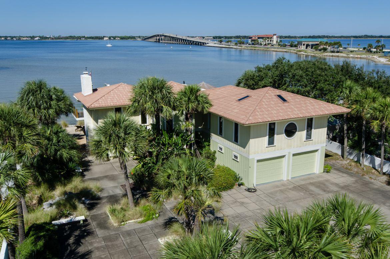 Pensacola Beach Sound Side Houses 016