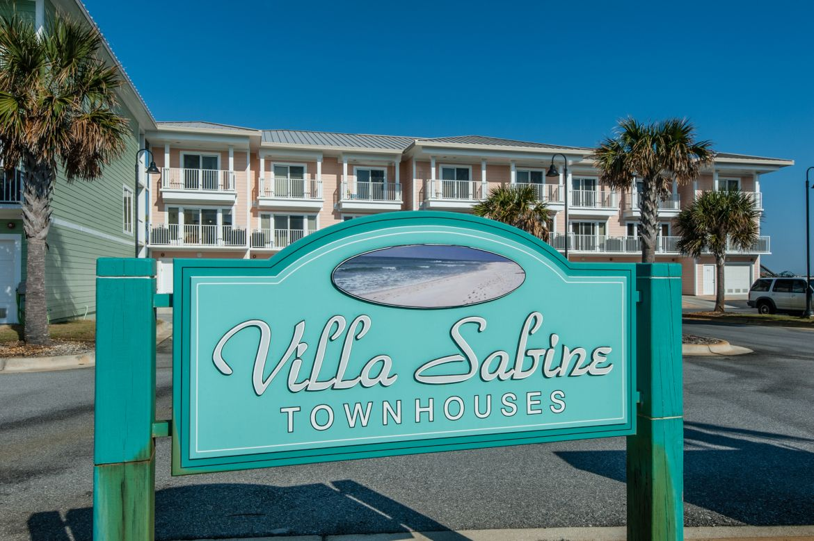 Pensacola Beach Townhouses 010