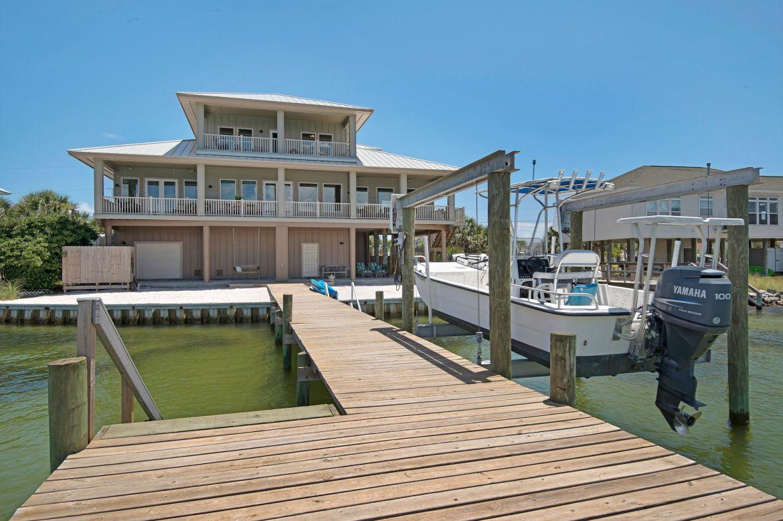 Pensacola Beach Sound Side Houses 007