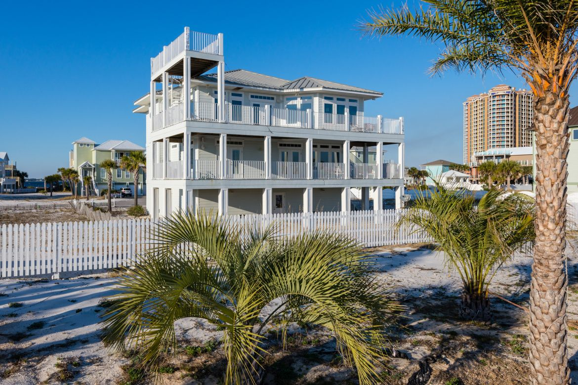Pensacola Beach Houses 012