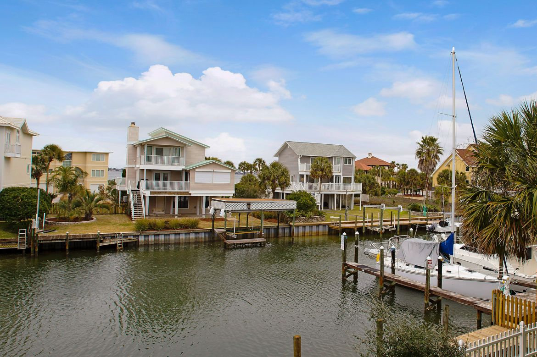 Pensacola Beach Sound Side Houses 015