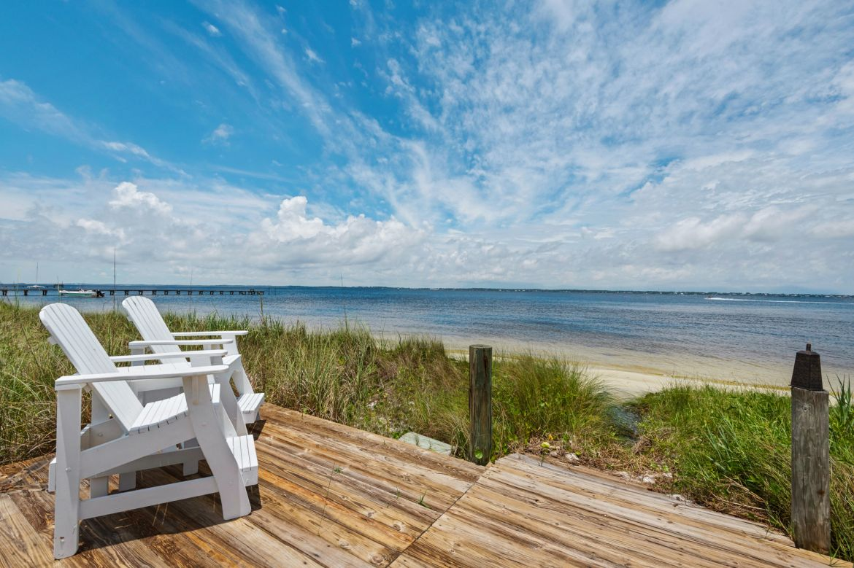 Pensacola Beach Sound Side Houses 022