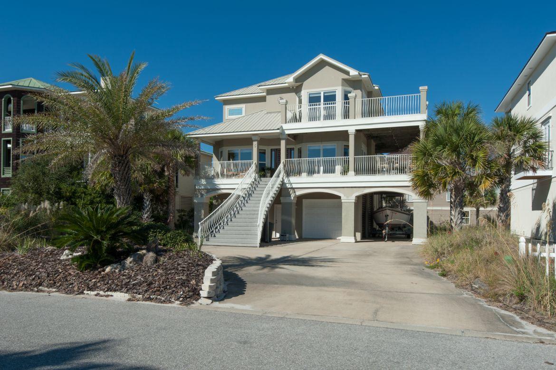 Pensacola Beach Sound Side Houses 009