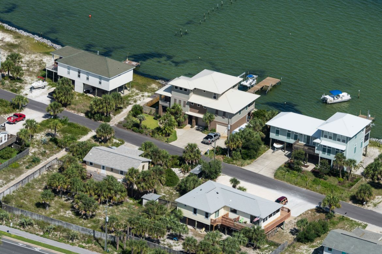 Pensacola Beach Sound Side Houses 018