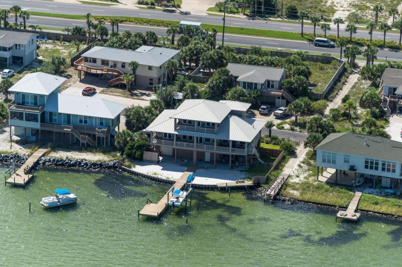 Pensacola Beach Sound Side Houses 004