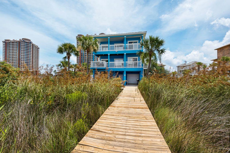 Pensacola Beach Sound Side Houses 021