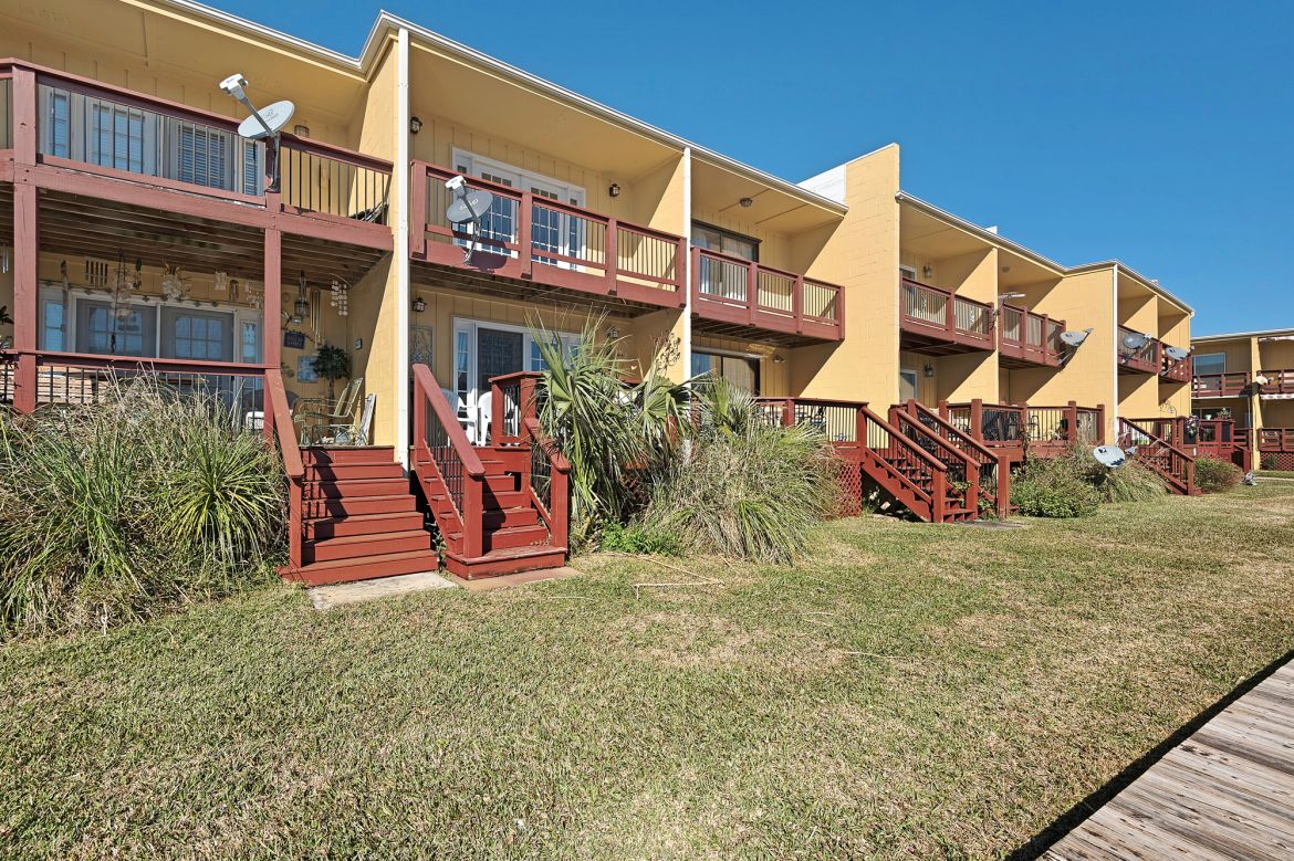Pensacola Beach Townhouses 023