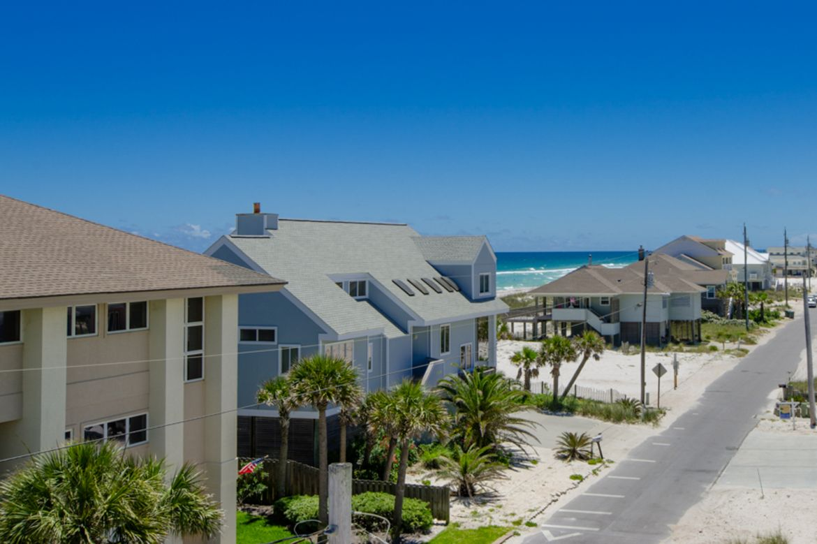 Pensacola Beach Gulf Front Houses 003