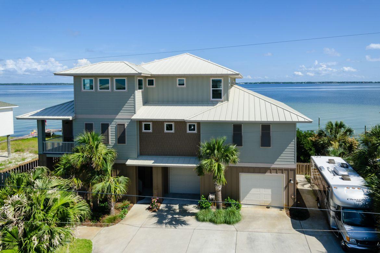Pensacola Beach Sound Side Houses 005