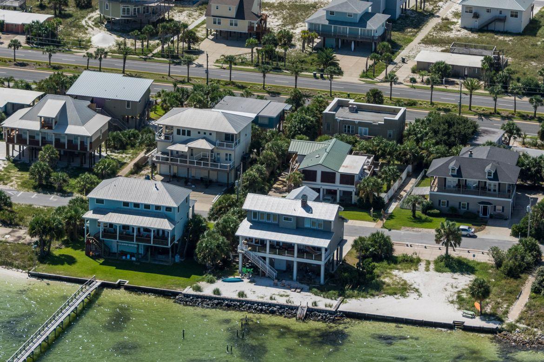 Pensacola Beach Sound Side Houses 017