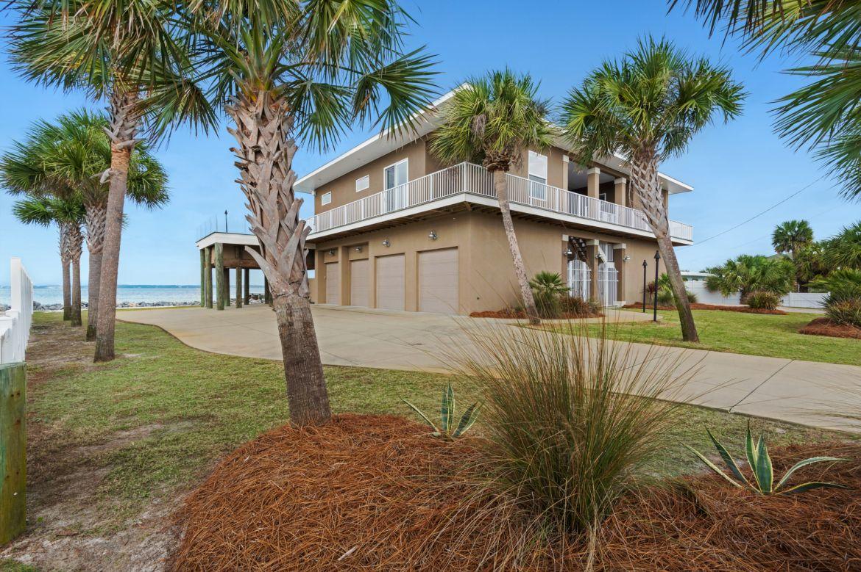 Pensacola Beach Sound Side Houses 024